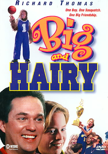 BIG AND HAIRY BY THOMAS,RICHARD (DVD)